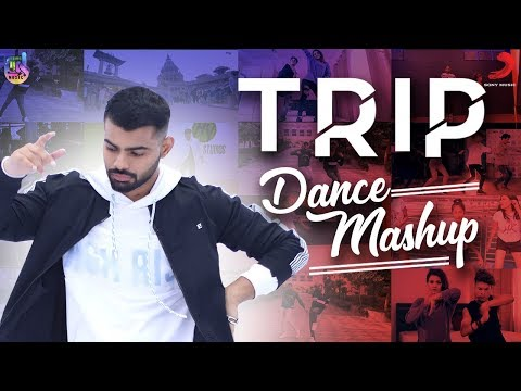 Trip Official Dance Mashup - BADAL Ft. Melvin Loius & More - Being U Music