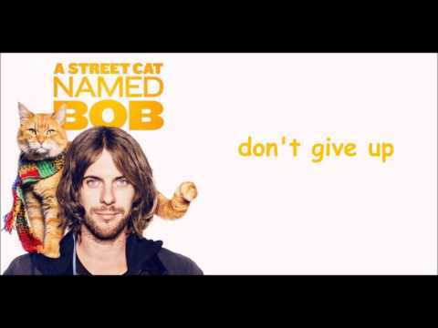 A Street Cat Named Bob - Don't Give Up - Lyrics