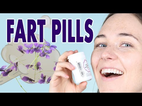 We Took Pills To Make Our Farts Smell Like Flowers - YouTube