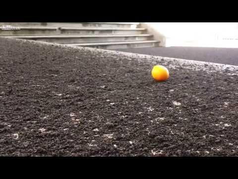 MT ETNA ERUPTION: Raining Rocks and Volcanic Ash in Sicily Italy