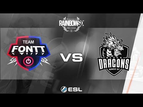 Rainbow Six Pro League - Season 3 - LATAM - Team Fontt vs. Black Dragons - Week 7