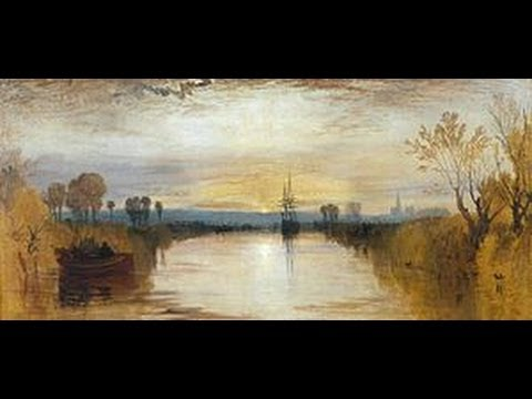 Great Artists - Turner  ' the painter of light '  1775 - 1851