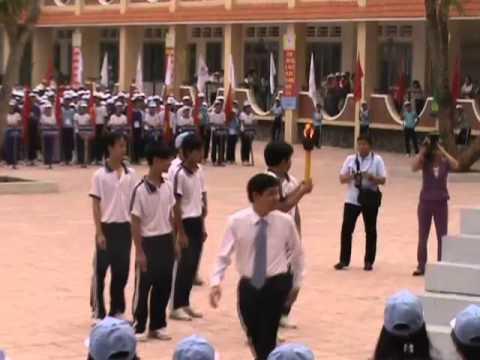THCS Le Thanh Tong khai mac hoi khoe 2011