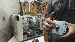 Como Testar o Magnétron Sem Usar FERRAMENTA | ‹ JOSE ROCHA ›