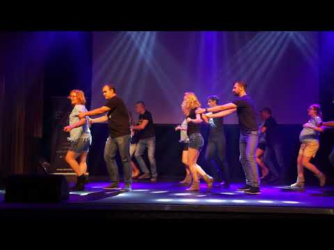 West Coast Swing by Asia&Chris - Zakończenie Sezonu Dance Atelier 2018
