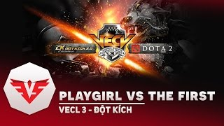 Play Girl Club vs The First - VECL Season 3