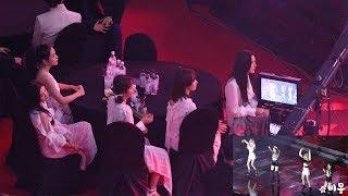 Download lagu 190123 Red Velvet Reaction to BLACKPINK (블랙핑크 무대보는 레드벨벳) 4K 직캠 by 비몽
