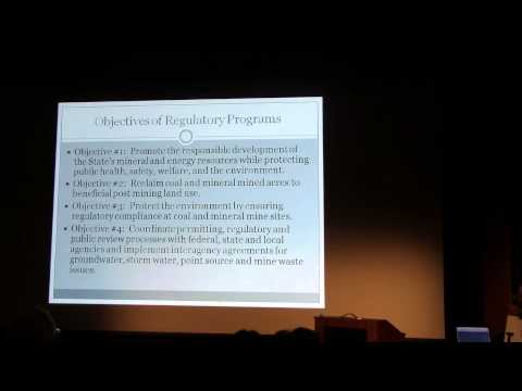 Bob Oswald - Balancing Mineral Extraction and Environmental Protection in Colorado