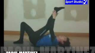 Yoga 1.  Paqui Martinez Basauri dxtencasa Sport Studio