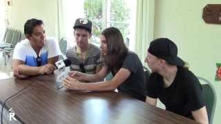 The Red Jumpsuit Apparatus Interview | Going Independent | #1 On Christian Rock Charts