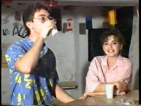 ESTACION ANDORRA FM 1989 - EMISIONES TV - Anuncio TV4.mpg