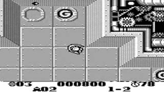 Out of Gas sur Game Boy