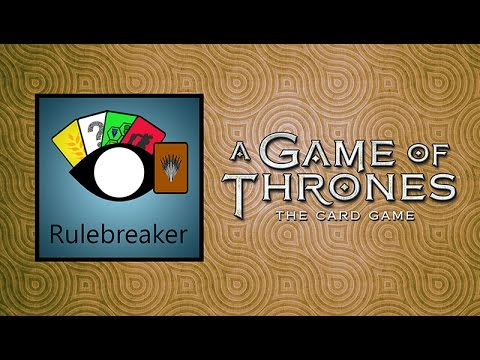 How To Play: A Game Of Thrones: The Card Game (Second Edition)