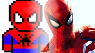 Spider-Man | Graphics & Gameplay Evolution (1982 - 2018)