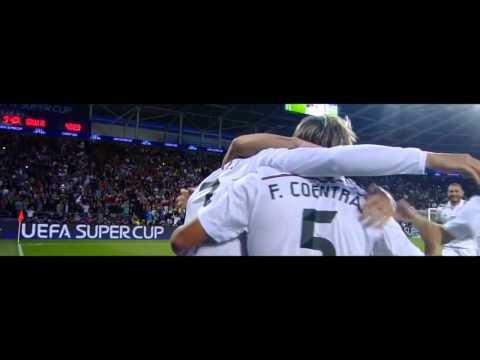 Cristiano Ronaldo Vs Sevilla UEFA Super Cup 12 08 2014 by MrRealMadrid7cr
