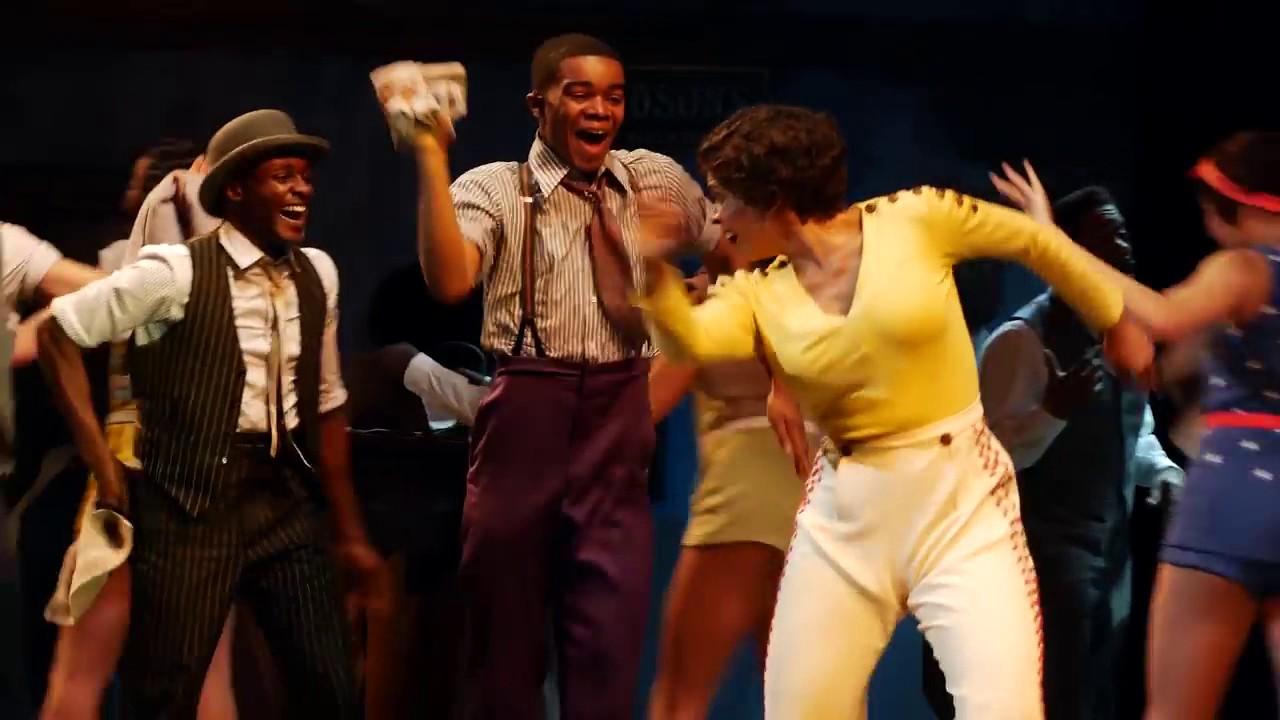 Shuffle Along 2016 04 Music Box Theatre Broadway Youtube