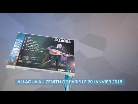 LE NOUVEL ALBUM DE MOHAMED ALLAOUA 2011