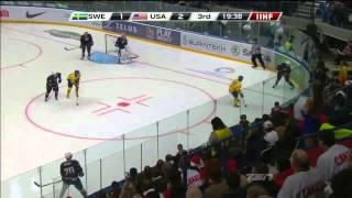 WJC 2013 Gold Medal Game Sweden vs USA