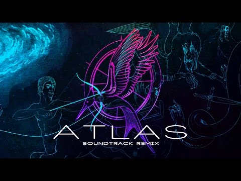 Atlas - Coldplay Official Video with Lyrics - Hunger Games: Catching Fire ! Soundtrack