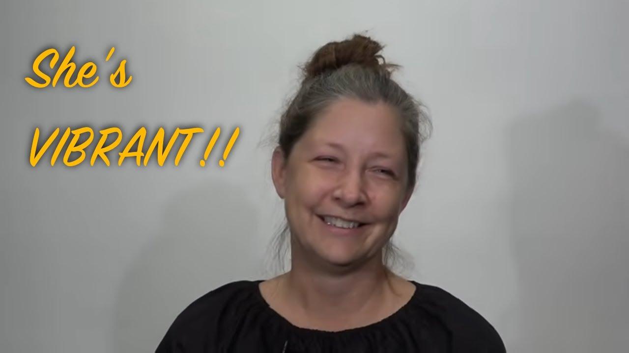 Gorgeous Granny: A MAKEOVERGUY® Makeover