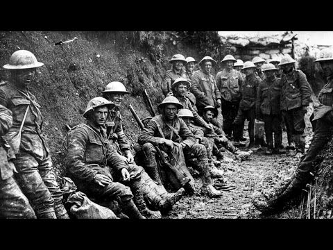 The Military History of the First World War: An Overview and Analysis - Professor David Stevenson