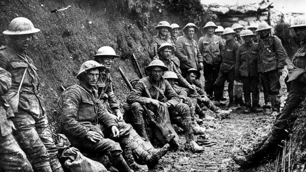 The Military History of the First World War: An Overview and ...
