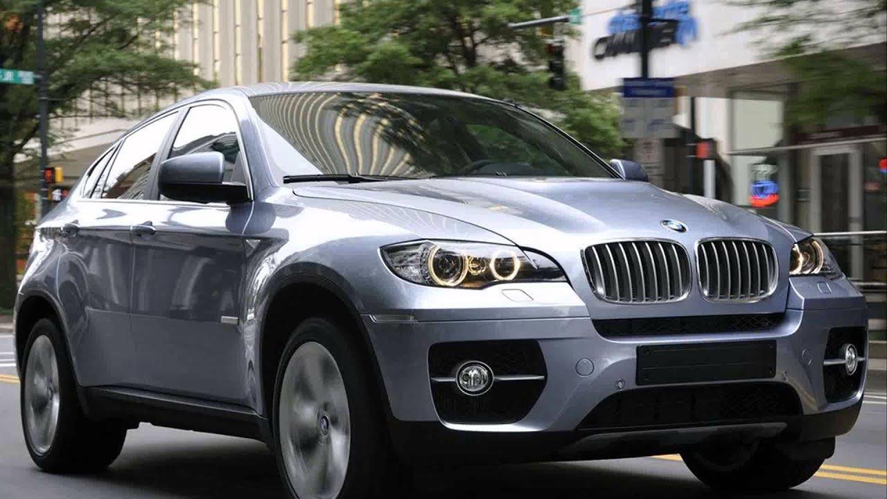 Bmw X6 Car Youtube