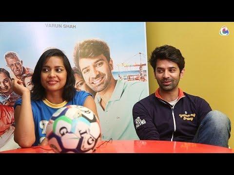 In conversation -Tu Hai Mera Sunday stars-Barun Sobti/Shahana Goswami
