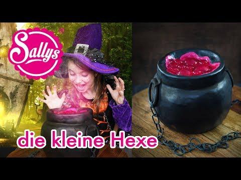 Die kleine Hexe Motivtorte / Hexenkessel / Witch Cauldron Cake / Sallys Welt