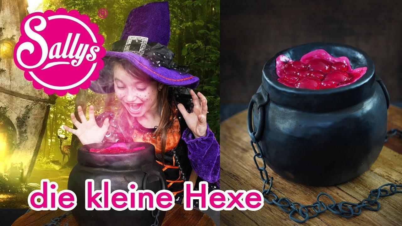 Die kleine Hexe Motivtorte / Hexenkessel / Witch Cauldron Cake
