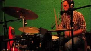 Inside Thirteen Cicatrices CSB  episode 1/6 - Adrián Zuno on the Drums