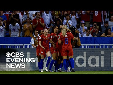 Controversy surrounds women's World Cup final