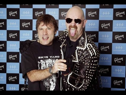 Dana McKenzie - YES OR NO? Rob Halford Wants Judas Priest Tour With Iron Maiden