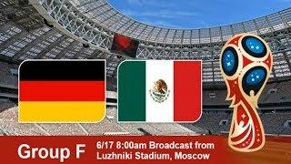 Prediksi Grup F Piala Dunia   JERMAN vs MEKSIKO 17 Juni 2018   Prediksi Skor Anda?