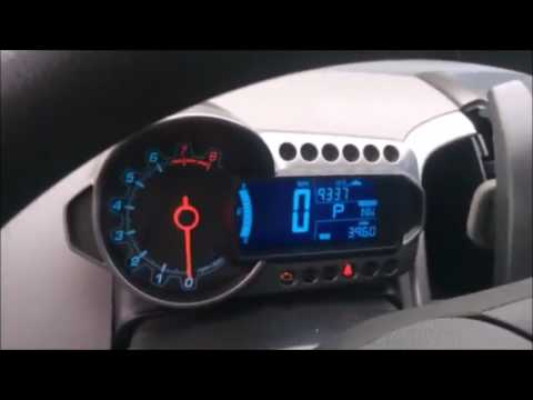 2015 Chevy Sonic Solid Security Light Yet She Runs Youtube