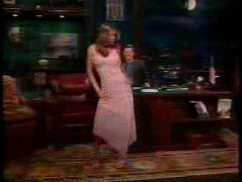 Carmen Electra Dancing