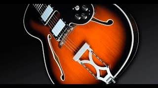 Bluesy Rock Ballad Backing Track in Em