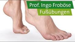 5 Fußübungen – Prof. Ingo Froböse