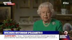 CORONAVIRUS - Revoir le discours historique de la reine d'Angleterre 👑🇬🇧