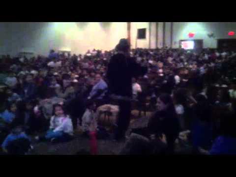 Randys School Tour Presents Ric Hard Washington Middle School