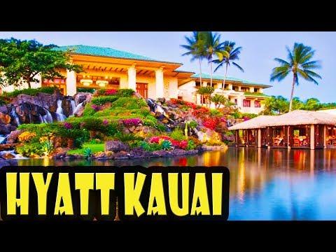 Grand Hyatt Kauai Resort & Spa DETAILED Review