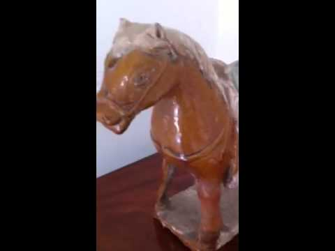 Chinese Ming Dynasty Horse 1400 AD for sale