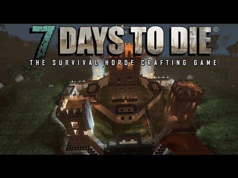 Gramy w 7 Days To Die #54 Wybuchowy koniec :D
