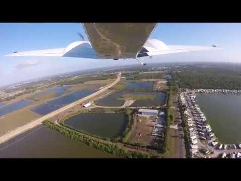 Florida to Texas in a Beechcraft Baron With Massive Headwinds