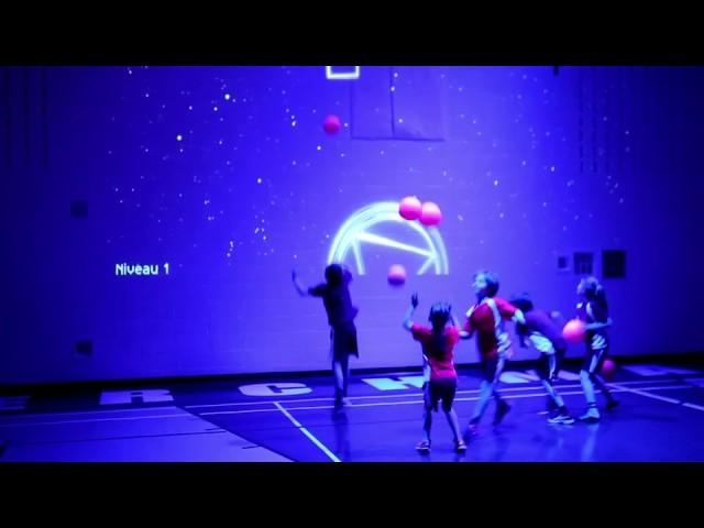 Interactiviteit en sporten. De ideale combinatie om kids aan het bewegen te krijgen?