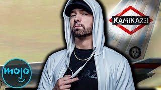 Gambar cover Top 5 Disses on Eminem's Kamikaze