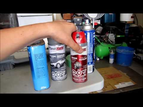 Mercedes-Benz W202 C280 Valve Cover Painting