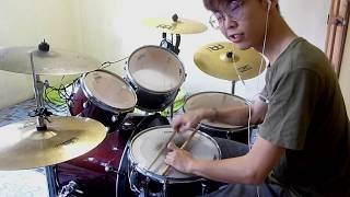 Gambar cover Sumika-ファンファーレ (Fanfare)  -   Drum Cover