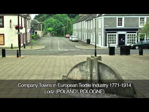 Company Towns in European Textile Industry 1771-1914, Lodz, POLAND