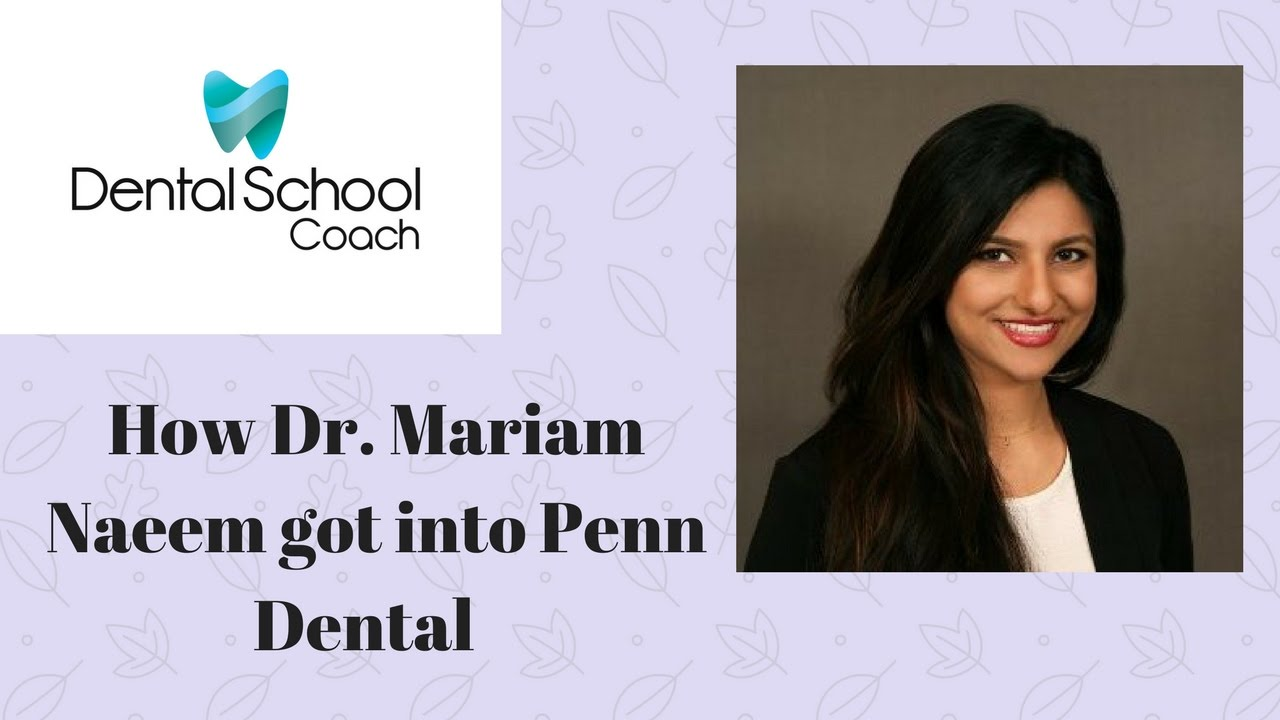Articles | Dental School Coach
